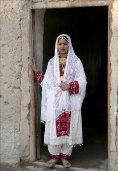 پوشاک در استان سیستان و بلوچستان